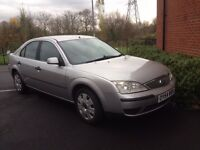 Ford Mondeo, good condition, long MOT
