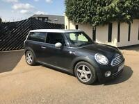 2008 Mini Clubman 1.6TD ( 110bhp ) Cooper S Diesel Estate Fully Loaded