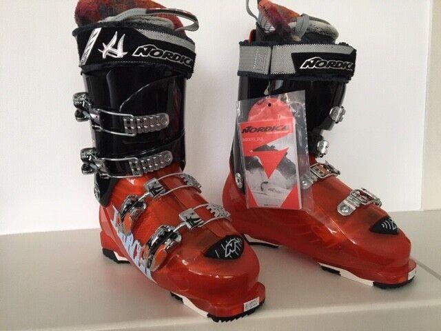 Nordica Skischuhe Grösse 41 Enforcer, Herrenskischuhe