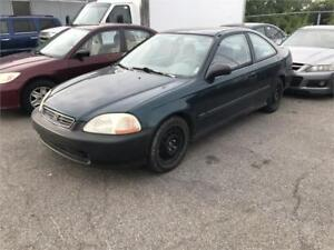 1998 HONDA CIVIC AUTOMATIQUE VENTE RAPIDE **