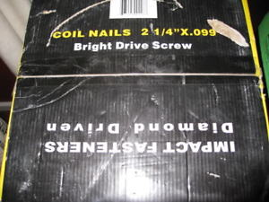 2 1 4 X .99 Bright Drive Screw 5000