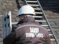 Darius Roofing Services -Roof Leaks Repair Specialist/Storm damage roofs repair/