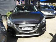 2014 Mazda 3 BM Series Maxx Hatchback 5dr SKYACTIV-Drive 6sp 2. Grey Sports Automatic Hatchback Minchinbury Blacktown Area Preview