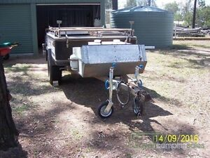 Campomatic Off Road Camper Trailer-Get Out There! Be Adventurous Brightview Somerset Area Preview