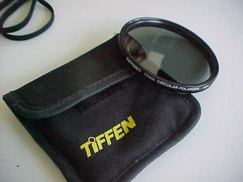 Tiffen 77mm Circular Polarizer  (bx 52)