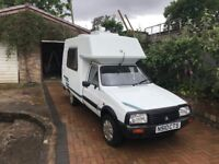 Campervan .... Citreon Romahome Safari for sale, very low mileage and good condition