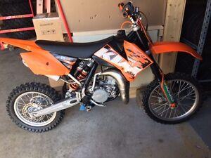 2008 KTM 85