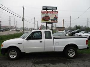 "2011 Ford Ranger 2WD SuperCab 126"" XL"