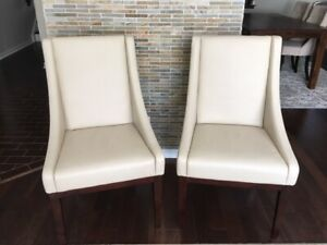 Dining Room Chairs (2)