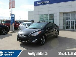 2013 Hyundai Elantra Coupe Leather Navigation