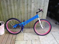 GU LE 26'' trials bike