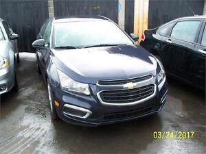 2015 Chevrolet Cruze Kijiji Managers Ad Special Now Only $11988