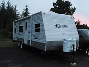 2009 Golf Stream Ameralight 25BH BunkRoom Ulta Light