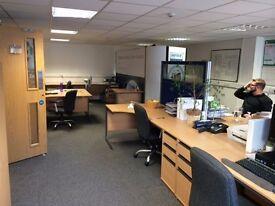 Desk space to let Brighton
