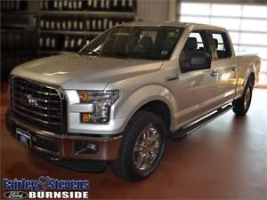2015 Ford F-150 XLT $236 Bi-Weekly OAC!