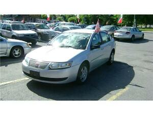 2005 Saturn Ion ***Only 132KM & Super Clean***