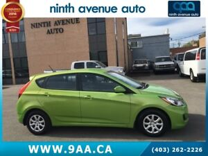2013 Hyundai Accent GL 4dr Hatchback, Automatic, Heated seats