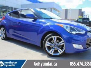 2013 Hyundai VELOSTER TECH SUNROOF LEATHER NAVIGATION