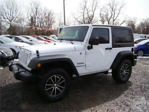2014 Jeep Wrangler Sport Automatic with Air Conditioning
