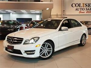 2014 Mercedes-Benz C-Class C 300 4MATIC-NAVIGATION-REAR CAM-ONLY