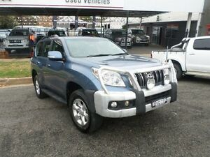 2011 Toyota Landcruiser Prado KDJ150R GXL 5 Speed Sports Automatic Wagon Burrangong Young Area Preview