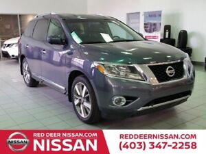 2014 Nissan Pathfinder SL | HEATED AND COOLED LEATHER SEATS | 36