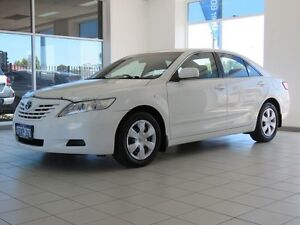2006 Toyota Camry ACV40R Altise White 5 Speed Automatic Sedan Morley Bayswater Area Preview