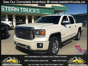 2014 GMC Denali 4x4 ~ Every Option ~ 6.2L V8 ~ $0 Down $321 B/W