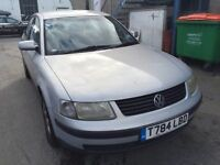 Cheap car of the day Volkswagen Passat, starts and drives, does export, car located in Gravesend Ken