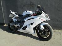 Yamaha YZF R6 SPORTS MOTORCYCLE