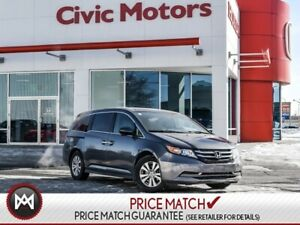 2015 Honda Odyssey EX - POWER SLIDING DOORS, HEATED SEATS, BLUET