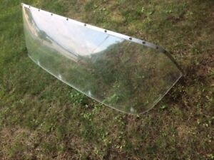 vintage boat windshield NEW PRICE