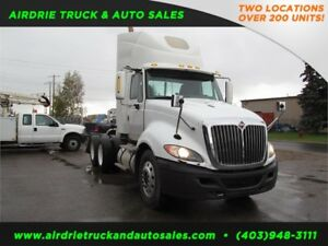 2009 International Prostar TA High Way Tractor