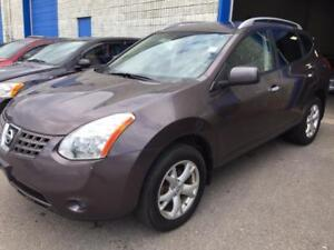 2010 NISSAN ROGUE S/ACCIDENT FREE/LOW KMS/SUNROOF/ROOF RACK!