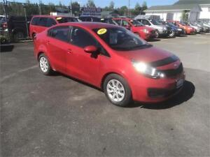 2014 Kia Rio- LX NEW TIRES AND MVI!!!
