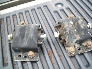 New motor mounts for GM vehicles
