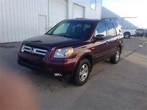 2008 Honda pilot Ex fully loaded nav backup camera financin avai