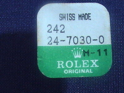 NEW ORIGINAL ROLEX CROWN TUBE # 242-7030-0-M-11