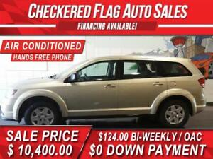 2011 Dodge Journey 86,400KM!