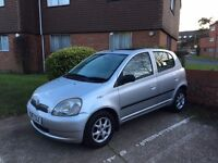 Toyota Yaris Automatic n great condition with MoT till Jun 2018