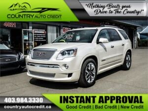 2012 GMC Acadia | InHouse Finance Available