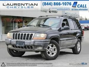 2000 Jeep Grand Cherokee Laredo-AS TRADED-