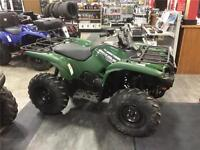 NEW 2015 YAMAHA GRIZZLY 700 BLOWOUT! $7999 + FREE WINCH & PLOW
