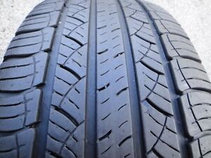 2 used 245/50/20 Michelin Latitude Tour HP tires