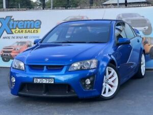 2008 Holden Special Vehicles ClubSport E Series MY09 R8 Blue Manual Sedan Campbelltown Campbelltown Area Preview