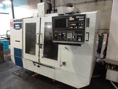 Hurco Bmc4020 Cnc Vertical Machining Center