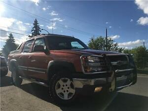 2005 Chevrolet Avalanche LT Z71 4X4 = LEATHER - SUNROOF