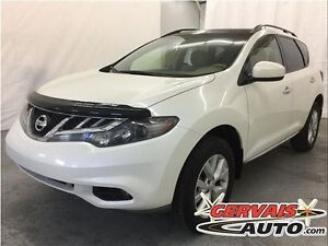 Nissan Murano SV AWD Toit Panoramique Audio Bose MAGS 2013