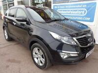 Kia Sportage 1.7CRDi ( 2WD ) 2012 - 2 Full S/H Finance Available P/X