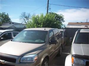2006 Chevrolet Uplander LS RUNS AND DRIVES LOCAL TRADE ASIS DEAL